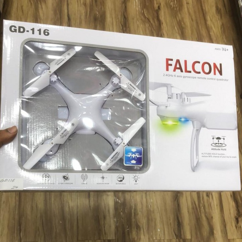 Pioneer GD-116 Rc Toy Kids Drone With Remote Control