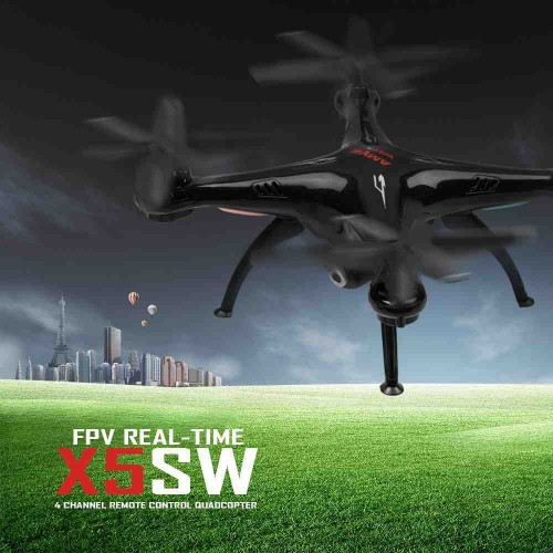 SYMA X5SW remote control drone quadcopter HD aerial photography children's toy aircraft