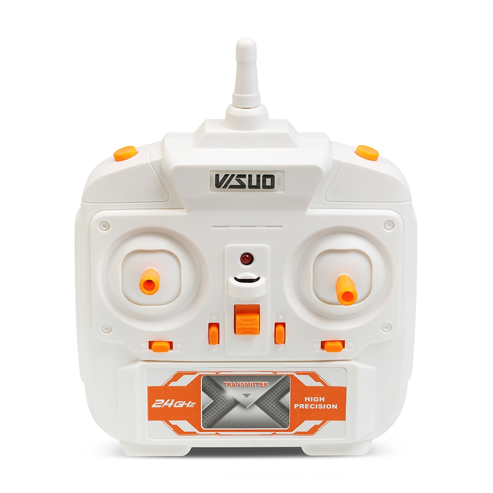 Vision Drone With Wifi Camera & Rc App Control In White Color