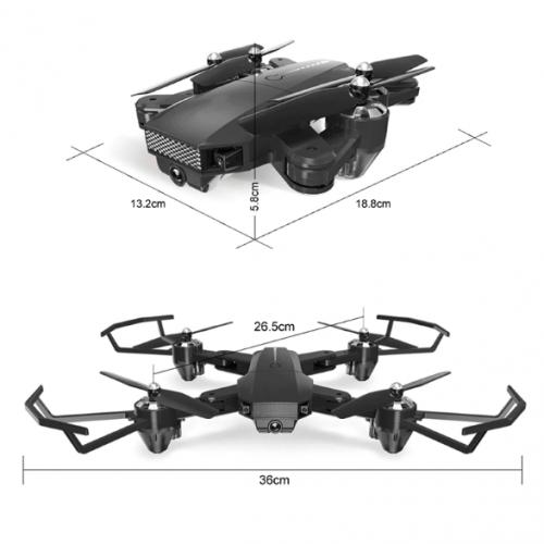 Z816W Professional Drone Wifi Fpv Pioneer 4k HD Camera With Remote Control